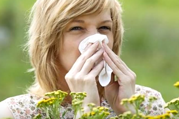 alergias tipicas de primavera