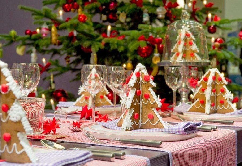 Consejos alimentación niños Navidad